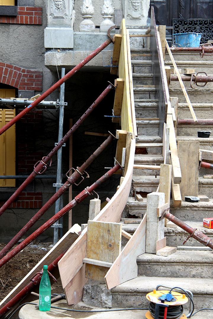 Arlanc Montel Escalier