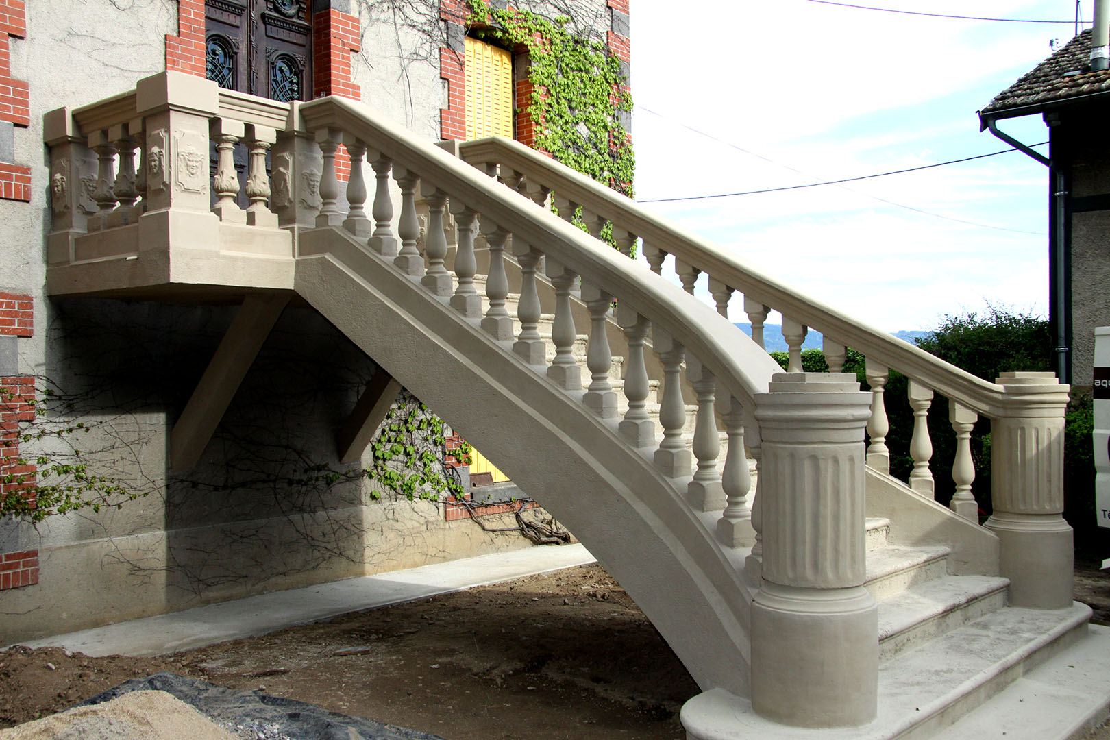 Arlanc Montel Escalier 2